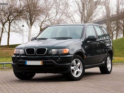 usado BMW X5 3.0 4x4