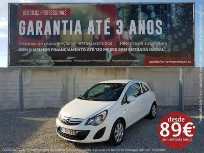 brugt Opel Corsa 1.3 CDTI Van