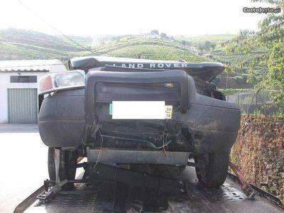 usado Land Rover Freelander LN para peças - 98
