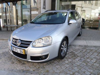 usado VW Golf Variant 1.9 TDI BLUEMOTION