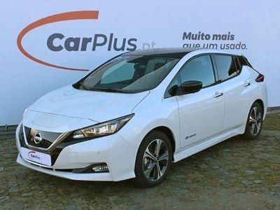 usado Nissan Leaf LEAF5p 40kWh Tekna 2019