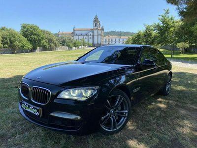 usado BMW 750 d xDrive Pack M