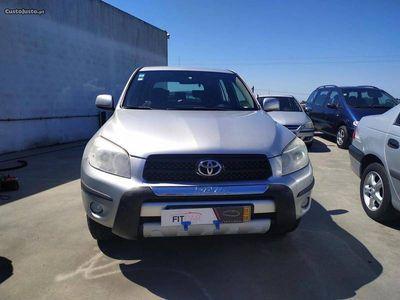 used Toyota RAV4 2.2D