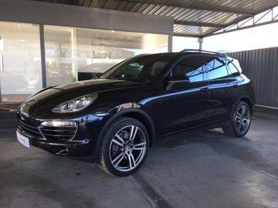 usado Porsche Cayenne ---