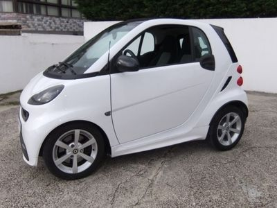 gebraucht Smart ForTwo Coupé 1.0mhd Passion Brabus