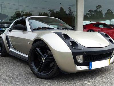 usado Smart Roadster Cabrio 82cv