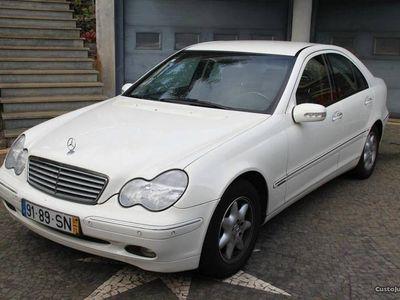 usado Mercedes C200 C 200CDI Elegance