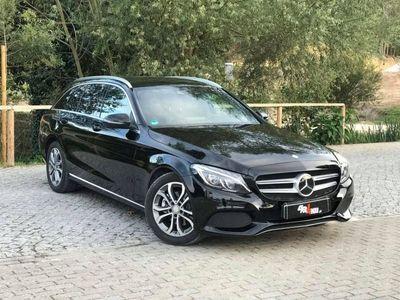 usado Mercedes C220 d BE Edition Avantgarde Aut.