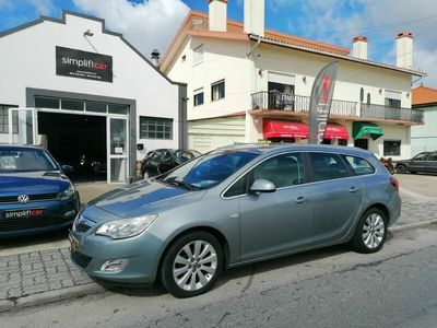 usado Opel Astra Sports Tourer 1.3cdi Cosmo
