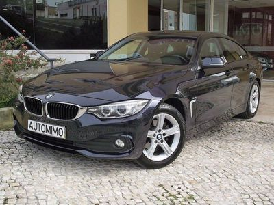 usado BMW 420 dA Grand Coupé Sport 190cv