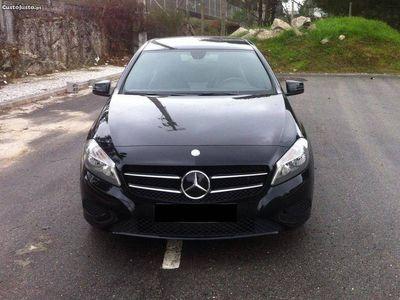 usado Mercedes A180 CDI 109CV Bancos AMG -