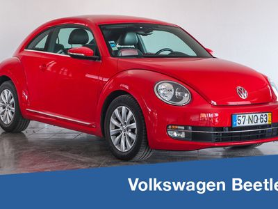 usado VW Beetle New1.6 TDI Design
