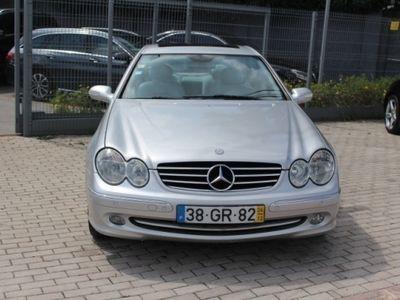 usado Mercedes CLK270 Avantgarde