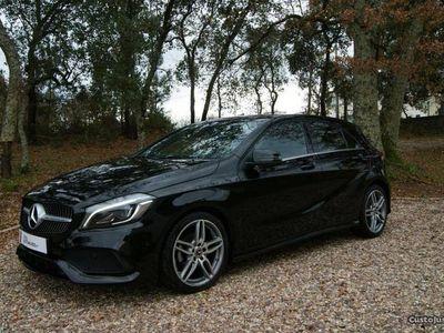 usado Mercedes A180 CDi AMG GPS