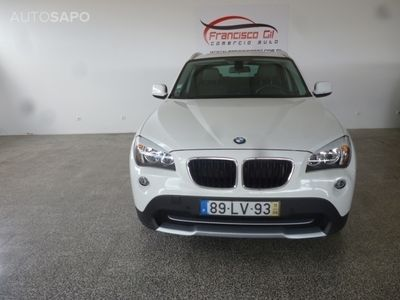 usado BMW X1 18 d SDRIVE (143CV)(5P)