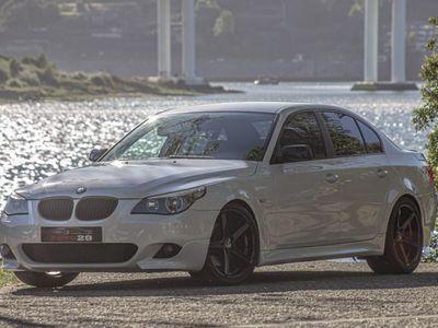 usado BMW 530 D Look M5 nacional iuc 63