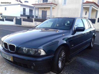 usado BMW 525 D Touring 163CV
