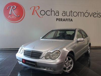 usado Mercedes C200 CDI 116cv