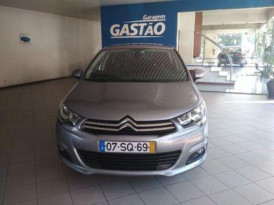 usado Citroën C4 1.6 Hdi cx aut