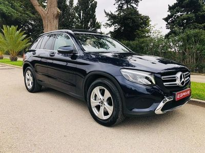 usado Mercedes GLC250 D 4-MATIC