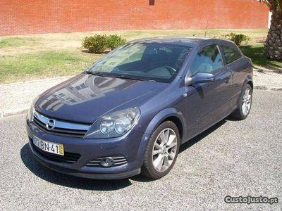 usado Opel Astra GTC Astra 1.9 150CVSPORT VAN