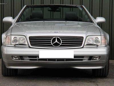 gebraucht Mercedes SL320 SL Last Edition