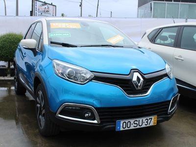 usado Renault Captur TCE Exclusive TCE