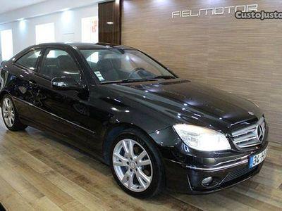 usado Mercedes CLC220 220 CDi