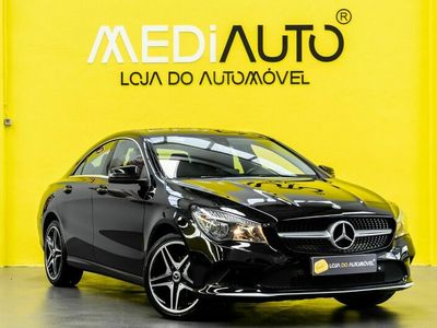 usado Mercedes CLA180 Limusine Urban Cx. Auto