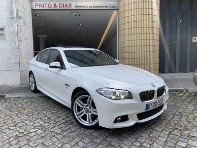 usado BMW 520 d Auto Pack M xDrive