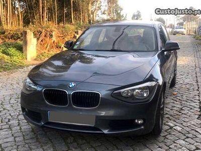 usado BMW 118 118 d auto