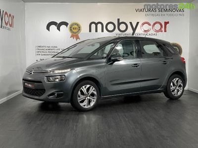 usado Citroën C4 Picasso 1.6 BlueHDi Intens.EAT6