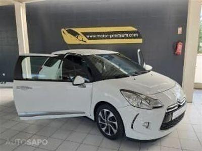 usado Citroën DS3 1.6 BlueHDi Be Chic (100cv) (3p)