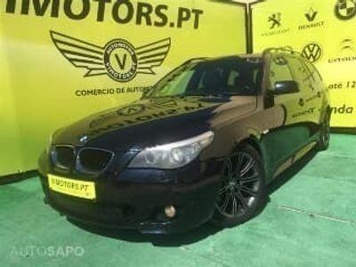 usado BMW 520 Série 5 dA Touring Sport (177cv) (5p)