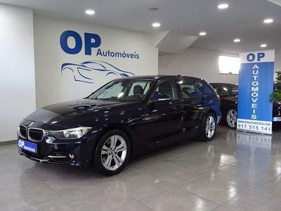 usado BMW 318 D Touring Sport GPS Nacional