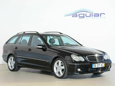 usado Mercedes C270 CDi Avantgarde