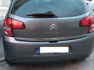 usado Citroën C3 1.4 HDi Airdream Exclusive
