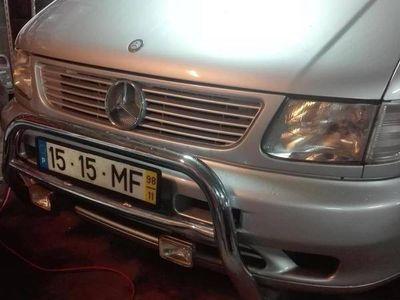 usado Mercedes V230 Vitoambiente