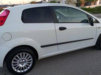 usado Fiat Punto Van 1.3 M-Jet AC