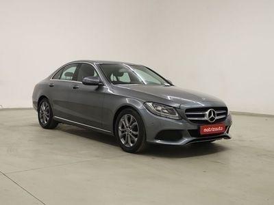brugt Mercedes C200 D avantgarDe aut.