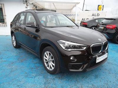 usado BMW X1 SDRIVE 16DViatura de serviço