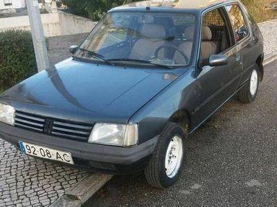 usado Peugeot 205 205xad comercial