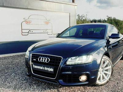 usado Audi A5 2.0 TDI 170 CV S LINE PLUS