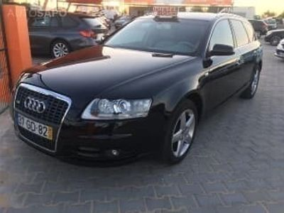 usado Audi A6 Avant 2.0 TDi Sport (140cv) (5p), Diesel