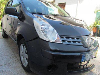 usado Nissan Note 1.5 DCI salvado -