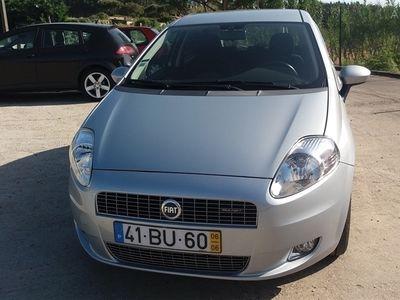 brugt Fiat Grande Punto 1.3 M-Jet Dynamic (90cv) (5p)