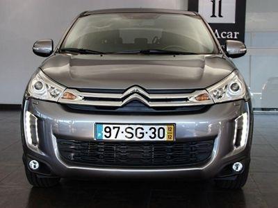 usado Citroën C4 Aircross 1.6 HDi S/S Exclusive