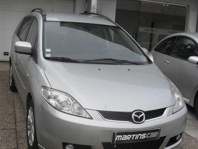 used Mazda 5 MZR-CD 2.0 Comfort (143cv) (5p)