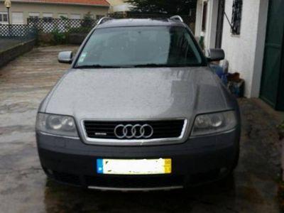 usado Audi A6 Allroad 2.5 tdi -