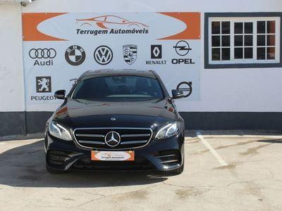 usado Mercedes E220 AMG Line